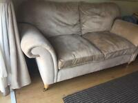 Laura Ashley large Mortimer sofa