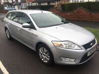 Ford Mondeo 1.8 TDCI ECOnetic P/X with smaller car Welcome