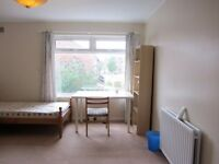 A double room in Clifton, Nottingham available £200/month including water bill and broadband