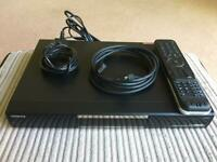 Humax PVR 9300t freeview recorder with twin tuners
