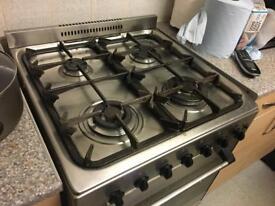 Meireles 4 hob gas cooker