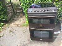 Glass top cooker