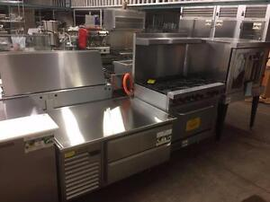 NOW OPEN - THE ULTIMATE IN NEW & USED RESTAURANT EQUIPMENT AT THE BEST PRICES
