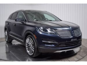 2015 Lincoln MKC EN ATTENTE D'APPROBATION