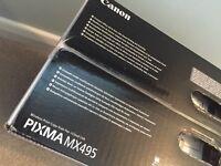 CANON PIMXA MX495 WIRELESS SCANNER PRINTER