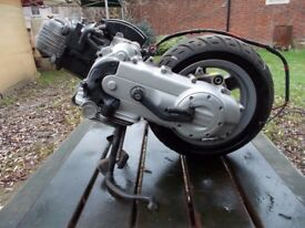 Piaggio Zip 50cc 4t engine for sale