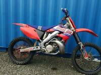 Honda cr250, 2003, full rebuild, £2250