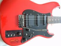 casio MG-510 Midi electric guitar - Ibanez,Japan - Midi not working- sold as passive electric only