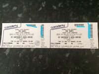 2x Standing Tickets To The Vamps In London
