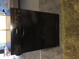 Black Bosch Dishwasher for sale