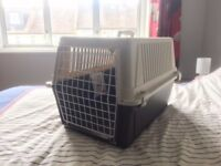 Cat or dog travel box/crate