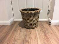 Wicker Basket Excellent Condition