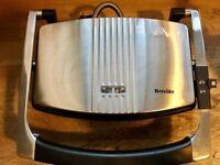 Breville cafe-style sandwich press