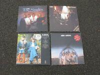Abba Albums x 4