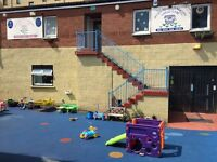Free Childcare for all 3 - 5 year olds - 15 hours per week