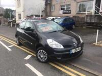 08 plate Renault Clio 1.2 extreme, just 79k lovely car