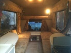 2005 berlingo motorhome,/camper romahome body 85000 mot november