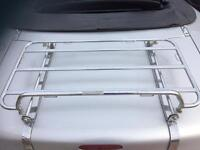 Mazda MX5 Boot Rack