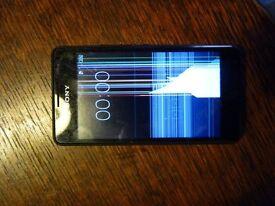 Sony Xperia D2005 (Spares or Repair)