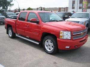2012 Chevrolet Silverado 1500 LTZ  | Leather | Navigation |