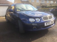 Brilliant, Blue Rover 25 1.4 Low, Low Mileage! Ideal first car £850 Standlake