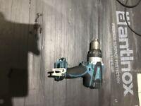 Makita 18 volt drill