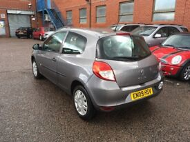 2009 Renault Clio 1.4 Diesel Good And Cheap Runner with history and mot