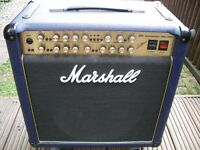 """Marshall 6101 30th Anniversary 1x12"""" all valve combo electric guitar amplifier - 100watts - 1992"""