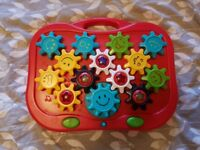 Early Learning Centre spinning gears and cogs