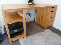 IKEA wooden study desk