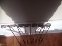 Ping i10 Golf Clubs 3-w in very good condition