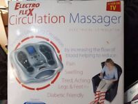 Electro flex foot massage and tens excellent condition