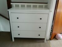 IKEA KOPPANG Chest of 3 drawers in East Ham £10 ono