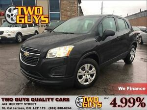 2014 Chevrolet Trax LS BLUETOOTH CONNECTION TELEMATICS