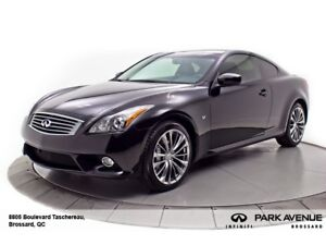 2014 Infiniti Q60 **SPORT**COUPE** AWD CAM CUIR TOIT MAGS