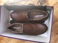 Fife Country Men's Shoes BNIB size 43 -dark brown