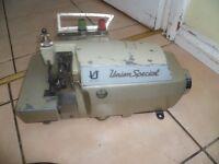 UNION SPECIAL OVERLOCKER Industrial sewing machine