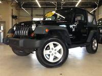 2011 Jeep Wrangler SPORT.125$/2SEM*.4x4.UN SEUL PROPRIÉTAIRE.JAM