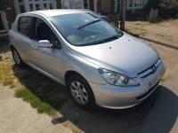 Peugeot 307 1.4 Petrol Manual, Long Mot April 2019, 695 OVNO, Perfect First Car