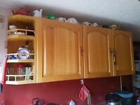 Full kitchen units