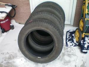 4 Michelin X-Ice X12 (2) X13 (2) Studless Winter Tires * 205 60R16 96H * $160.00 for 4 .  M+S / Tires ( used tires )