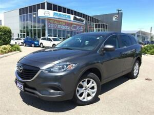 2013 Mazda CX-9 GS | LEATHER SEATS