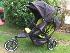 Phil and Ted's double sports buggy