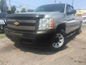2011 Chevrolet Silverado 1500 WT / EXT / LONG BOX