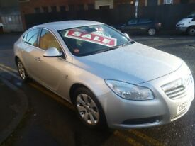 Great looking Vauxhall INSIGNIA,5 dr hatchback,FSH,2 keys,runs and drives very well,great family car