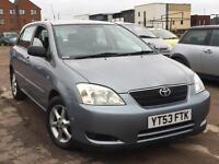 Toyota Corolla 2.0 D4D T SPIRIT + FULL SERVICE HISTORY + 1 LADY KEEPER FROM MEW + DRIVES SUPERB