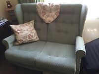 2 Seater Settee & Armchair