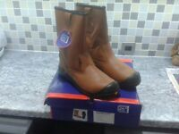 *Brand new* ST Rigger plus safety boots