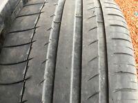 Michelin 245/40/18 93Y Radial X tyre