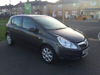 2010 Vauxhall Corsa 1.2cc Exclusive Air Condition CD Loader AUX In MOT HPI Clear P/X Welcome